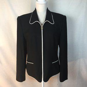 Vintage Nicole Alexander Zip Up Blazer